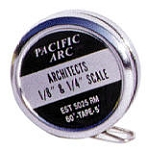 Pacific-Arc Retractable Estimator's Tape