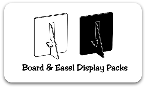 Foam Board and Easel Display Sets.