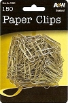 A&W Paper Clips
