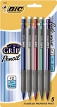 BicMatic Grip Mechanical Pencils
