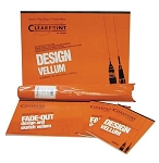 Clearprint 1000HP Grid Vellum Design and Sketch Pads and Rolls