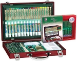 Loew-Cornell 48 Piece Oil Set