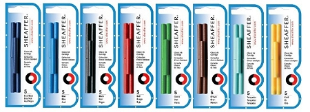 Sheaffer Color Ink For Calligraphy Pens