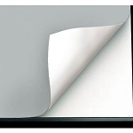 Vyco Gray/White Board Cover 37.5x60 Pre-Cut Sheet