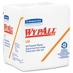 Kimberly-Clark WypAll L40 Quarter Fold Wipes