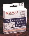 Maco Hole Punch Reinforcements