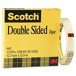 Scotch #665 Double Sided Tape