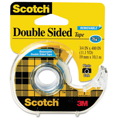 scotch double sided removable tape. Black Bedroom Furniture Sets. Home Design Ideas