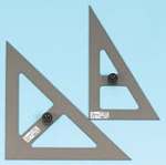 Alvin Hardened Steel Triangles