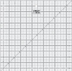 Olfa 12-1/2 Inch Square Gridded Quilt Ruler