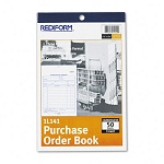 Rediform Purchase Order Book