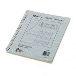 National Brand Wirebound Duplicate Laboratory Notebook