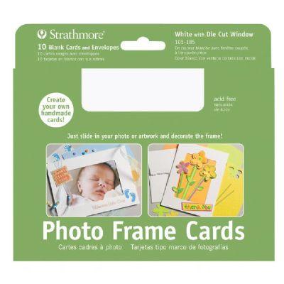 Strathmore Photo Frame Cards