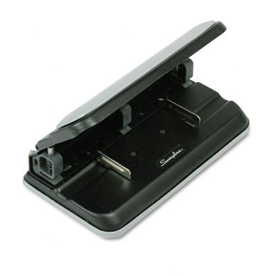 swingline easy touch heavy duty 3 hole punch. Black Bedroom Furniture Sets. Home Design Ideas