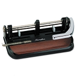 Swingline Accented Lever Action 2 to 3-Hole Punch