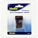 Helix 2mm Spare Compass Leads 10-Pack