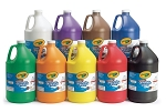 Crayola Washable Paint in Gallons