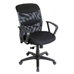 Alvin Salambro Mesh Fabric Manager's Chair