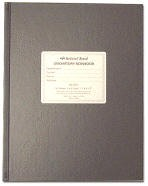 National Brand Laboratory Notebook