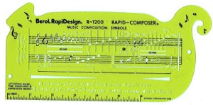 Rapidesign R1200 Rapid Composer Template