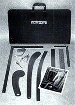 Fairgate Fashion Designer S Carry All Kit