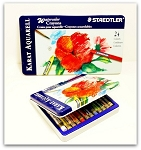Staedtler Karat Aquarell Watercolor Crayons