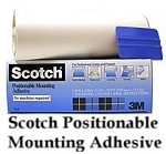 Scotch Positionable Mounting Adhesive