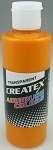 Createx Airbrush Paint 2 oz Sunrise Yellow