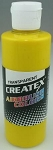 Createx Airbrush Paint 2 oz Brite Yellow