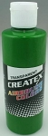 Createx Airbrush Paint 8 oz Tropical Green