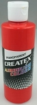Createx Airbrush Paint 8 oz Sunset Red