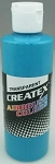Createx Airbrush Paint 8 oz Maui Blue