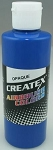 Createx Airbrush Paint 2 oz Opaque Blue