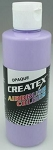 Createx Airbrush Paint 8 oz Opaque Lilac