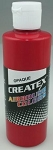 Createx Airbrush Paint 8 oz Opaque Red