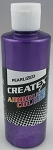 Createx Airbrush Paint 8 oz Pearl Purple