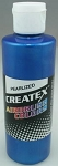 Createx Airbrush Paint 16 oz Pearl Blue