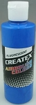Createx Airbrush Paint 16 oz Fluorescent Blue