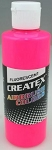 Createx Airbrush Paint 4 oz Fluorescent Hot Pink