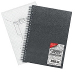 Cachet Grid Sketch Books