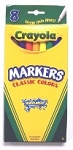 Crayola Classic Colors 8 Broad Markers (COPY)