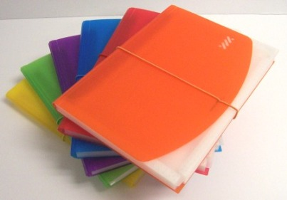 Filexec Expanding File Folders 6 Pack