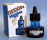 Higgins Fadeproof Pigmented Color Inks