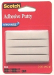 Scotch Removable Adhesive Putty