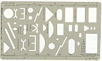 Pickett 1700i Military Map Symbols Template
