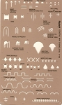 Pickett 1715i & 1716i General Map Symbols Templates