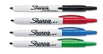 Sharpie Retractable Fine Point Permanent Markers