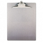Saunders Recycled Aluminum Clipboard with High-Capacity Clip