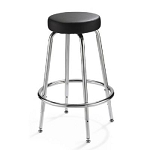 Alvin Space-Saver Adjustable Height Stool