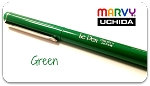 Marvy Uchida Le Pens - Green